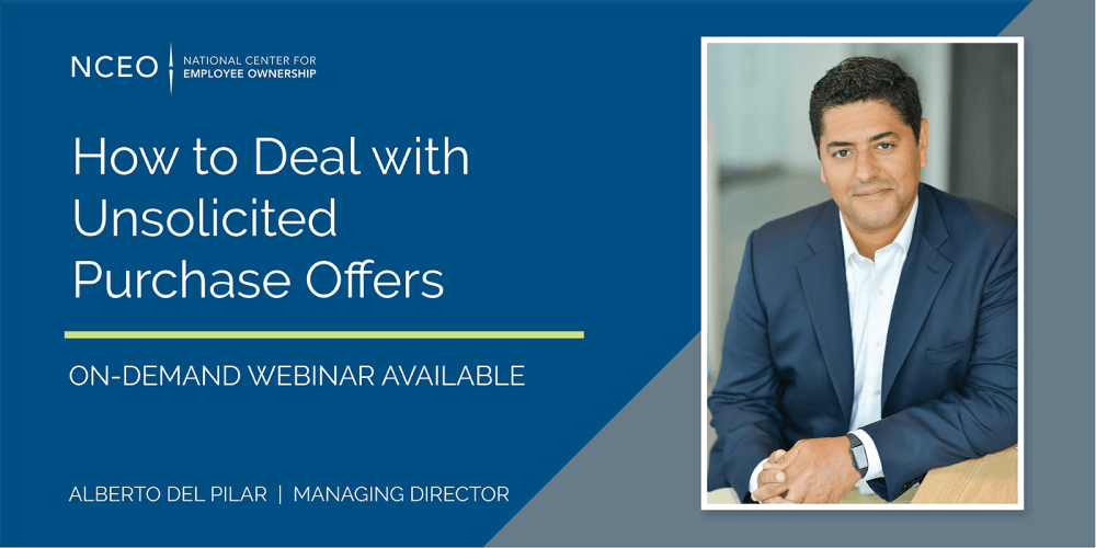 Unsolicited-Purchase-Offer_Webinar